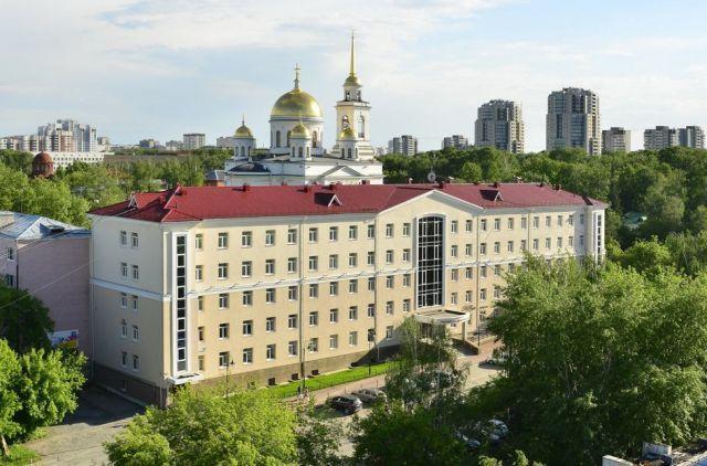 'Грин Парк Отель' по ул.Народной Воли, д.24 в г.Екатеринбурге